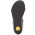 FitFlop Women's Banda Crystal Imi-Snake Slide Sandals - Black: Image 5