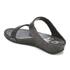 FitFlop Women's Banda Crystal Imi-Snake Slide Sandals - Black: Image 4