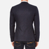 J.Lindeberg Men's Hopper Silk Tweed Jacket - Blue: Image 3