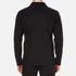J.Lindeberg Men's Jonah Wool Mac - Black: Image 3