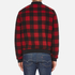 Penfield Men's Glendale Buffalo Plaid Jacket - Red: Image 3