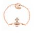 Vivienne Westwood Jewellery Women's Mayfair Bas Relief Bracelet - Crystal: Image 1