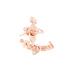 Vivienne Westwood Women's Toni Earrings - Pink Gold: Image 2