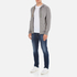 PS by Paul Smith Men's Hooded Jumper - Grey: Image 4