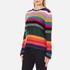 PS by Paul Smith Women's Multi Stripe Jumper - Multi: Image 2