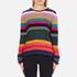 PS by Paul Smith Women's Multi Stripe Jumper - Multi: Image 1