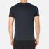 BOSS Orange Men's Tommi 3 Large Logo T-Shirt - Dark Blue: Image 3