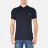 BOSS Orange Men's Pavlik Polo Shirt - Navy: Image 1