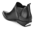 Kendall + Kylie Women's Violet Leather Heeled Ankle Boots - Black: Image 4
