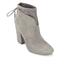 Kendall + Kylie Women's Zola Suede Heeled Ankle Boots - Dark Modern Beige: Image 2