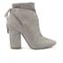 Kendall + Kylie Women's Zola Suede Heeled Ankle Boots - Dark Modern Beige: Image 1