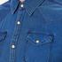Scotch & Soda Men's Western Denim Shirt - Worker Blue: Image 5
