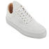 Filling Pieces Women's Monotone Stripe Low Top Trainers - Grey: Image 2