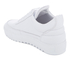 Filling Pieces Women's Thick Ripple Low Top Trainers - White: Image 4