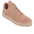 Filling Pieces Women's Monotone Stripe Low Top Trainers - Nude: Image 2