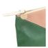 Clare V. Women's Supreme Patchwork X Flat Clutch Bag - Multi/Patchwork Six: Image 4