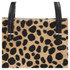 Clare V. Women's Simple V Tote Bag - Leopard: Image 4