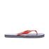 Smith & Jones Men's Amplitude Swim Shorts & Flip Flops - Rift Red: Image 6