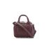 Alexander Wang Women's Mini Rockie Bowler Bag with Silver Hardware - Beet: Image 1