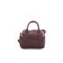 Alexander Wang Women's Mini Rockie Bowler Bag with Silver Hardware - Beet: Image 6