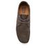 Clarks Originals Men's Weaver Boots - Charcoal Suede: Image 3