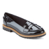Clarks Women's Griffin Milly Patent Loafers - Black: Image 2