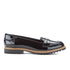 Clarks Women's Griffin Milly Patent Loafers - Black: Image 1