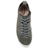 Clarks Originals Women's Trigenic Flex Shoes - Charcoal Suede: Image 3