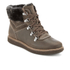 Clarks Women's Glick Clarmont Leather Hiking Boots - Khaki: Image 2