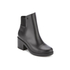 Melissa Women's Elastic Heeled Ankle Boots - Black: Image 2