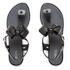 Melissa Women's Solar Bow Sandals - Black: Image 1