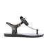 Melissa Women's Solar Bow Sandals - Black: Image 3