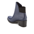 Melissa Women's Elastic Heeled Ankle Boots - Blue: Image 4