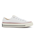 Converse Chuck Taylor All Star '70 Ox Trainers - White/Red/Black: Image 1
