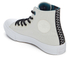 Converse Women's Chuck Taylor All Star II Shield Canvas Hi-Top Trainers - Buff/Cool Jade/White: Image 4