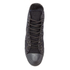 Converse Men's Chuck Taylor All Star Denim Woven Hi-Top Trainers - Black/Storm Wind/Storm Wind: Image 3