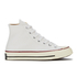 Converse Chuck Taylor All Star '70 Hi-Top Trainers - White/Egret/Black: Image 1