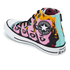 Converse Chuck Taylor All Star Warhol Hi-Top Trainers - Lichen/Orchid Smoke/White: Image 4