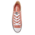 Converse Women's Chuck Taylor All Star Dainty Ox Trainers - Pink Blush/Black/White: Image 3