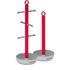 Morphy Richards 971330 Towel Pole Mug Tree Set - Poppy: Image 1