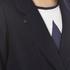 Maison Scotch Women's Longer Length Tailored Coat - Navy: Image 4