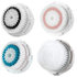 Clarisonic Brush Head Variety 4-Pack: Image 1
