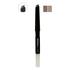 LashFood Eco-Precision 2-Tone Brow Pencil Refill - Brunette: Image 1
