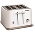 Morphy Richards Aspect Steel 4 Slice Toaster and Kettle Bundle - White: Image 8