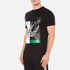 McQ Alexander McQueen Men's Abstract Swallow Short Sleeve Crew T-Shirt - Darkest Black: Image 2