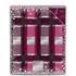 Baylis & Harding Mosaic Midnight Fig & Pomegranate 4 Cracker Set: Image 1