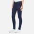 Polo Ralph Lauren Women's Varick Skinny Jeans - Dark Indigo: Image 2