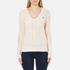 Polo Ralph Lauren Women's Kimberley Cashmere Blend Jumper - Cream: Image 1