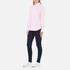 Polo Ralph Lauren Women's Heidi Long Sleeve Shirt - Carmel Pink: Image 4