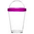 Sagaform Fresh Yoghurt Mug 300ml - Pink: Image 1